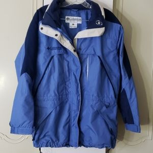 Columbia small jacket shell